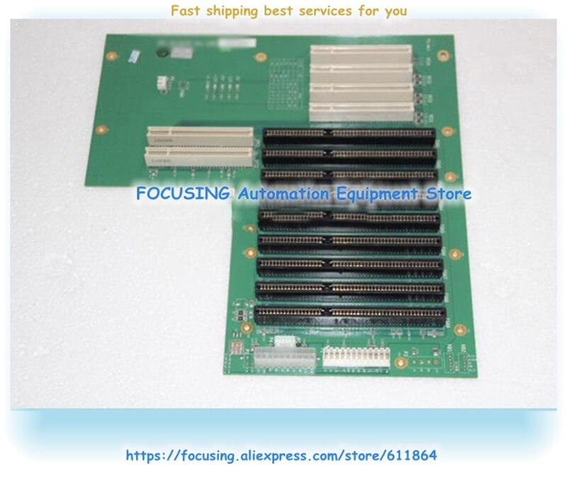 Backplane IPC-6113LP4 ver c60 9isa/6pci slot placa-mãe industrial