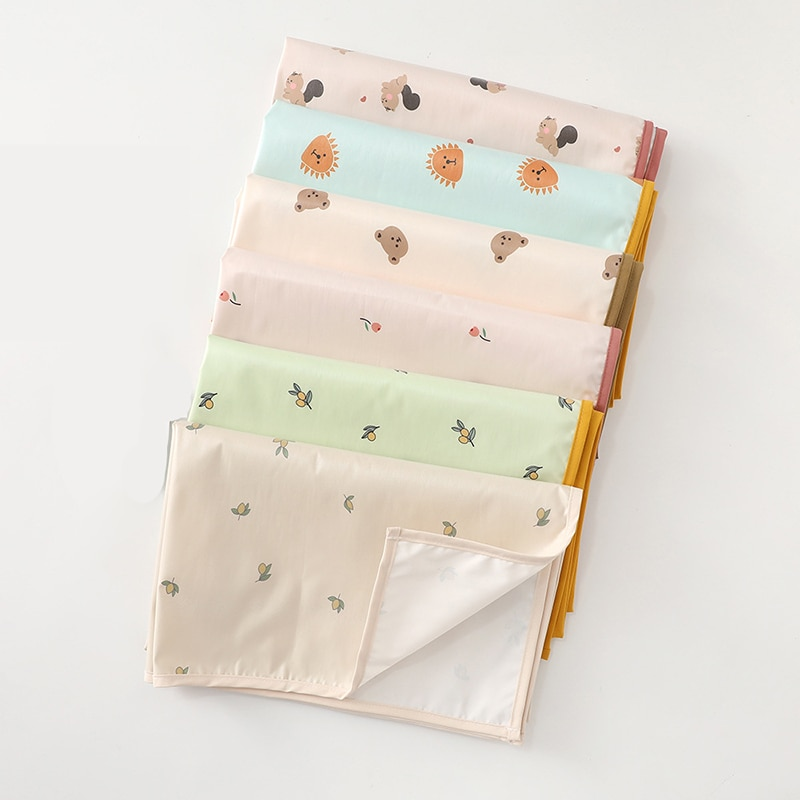 Waterproof Baby Changing Pad Reusable Changing Mats Cover Baby Diaper Mattress Diaper for Newborn Infant