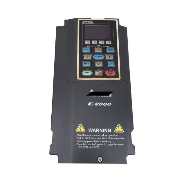 جديد VFD055C43A نسخة مطورة VFD055C43A-21 VFD-C2000 العاكس تشغيل محرك التيار المستمر ثلاث مراحل 380V 5.5KW 7.5HP 12A 600HZ