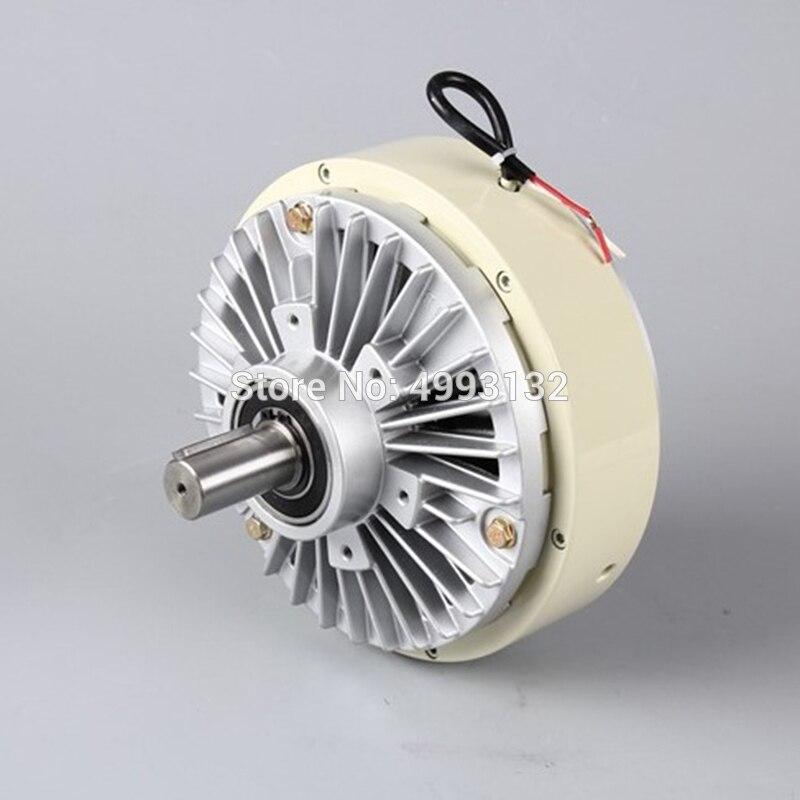 5KG 50N.m Single-axis Magnetic Powder Brake Unwinding Tension Control Air Expansion Shaft
