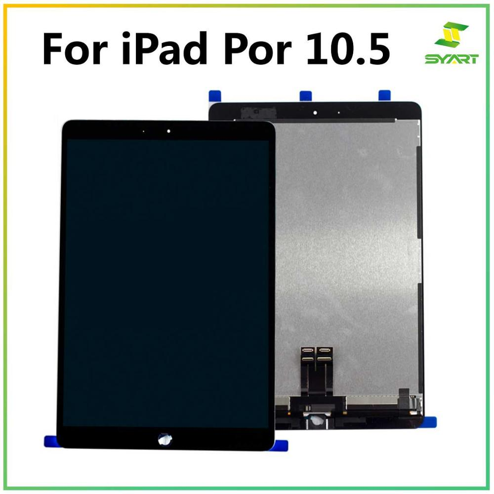 Get AAA Quality LCD For iPad Pro 10.5 A1701 A1709 LCD Display Touch Screen Digitizer Assembly Replacement