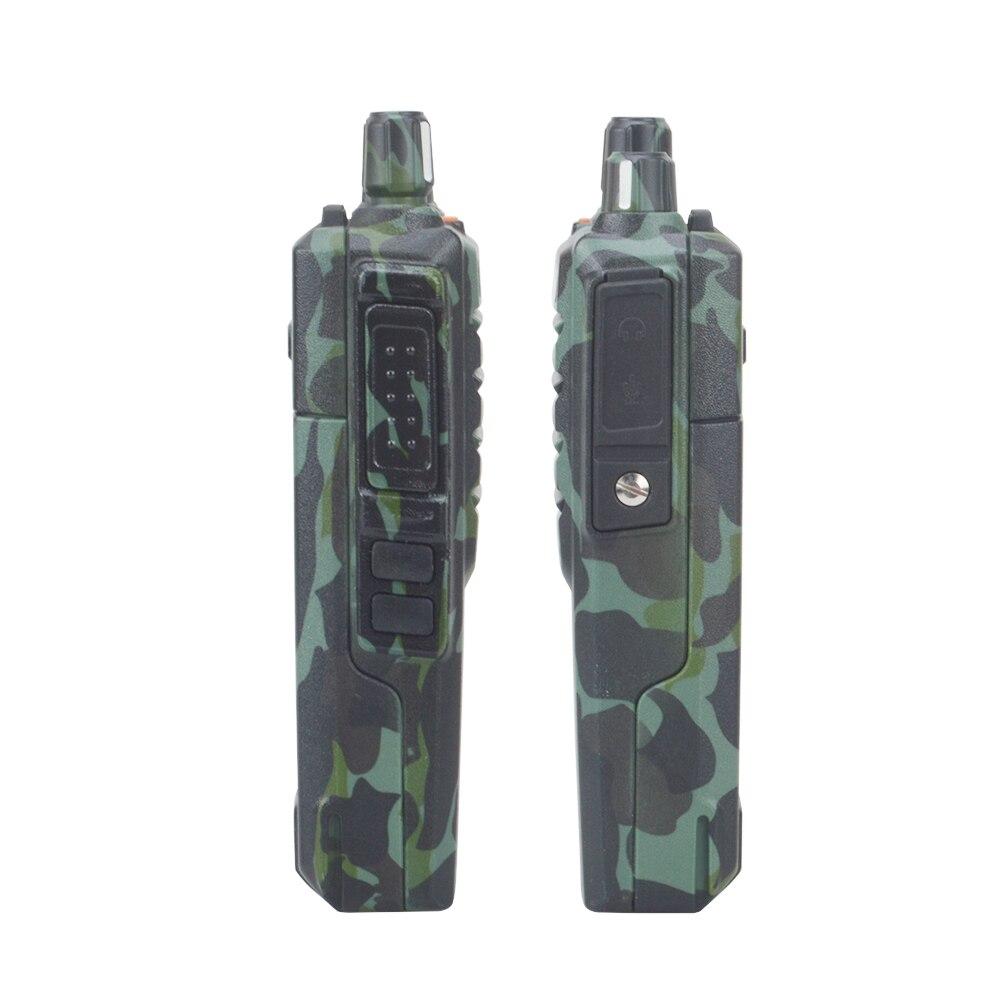 VV-25 UHF Walkie talkie long distance comunicador Genuine 25W high power 15Km talkie walkie 400-480MHz Camouflage enlarge