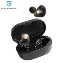 SoundPEATS Truengine 3 SE True Wireless Earbuds Bluetooth Dual Mic CVC 8.0 aptX Dual Dynamic Drivers