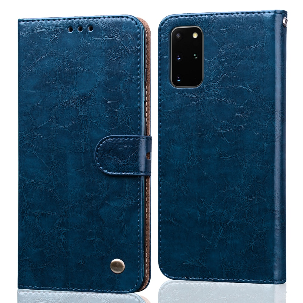 Funda para Samsung M21, funda tipo billetera con tapa para Galaxy M21, funda de libro para Samsung Galaxy M21, bolsas para teléfono