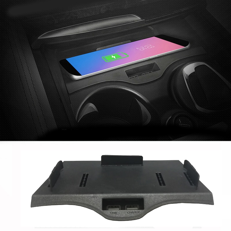 Review Car qi wireless charger mobile support mount phone holder for BMW 5 Serie F10 G30 GT G38 G32 2018 2019 for iPhone