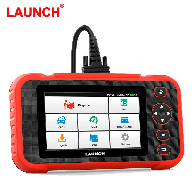LAUNCH CRP129i OBD2 Scanner Professional Automotive Engine ABS SAS AT Four System Free Update Car Diagnostic Tool Auto Scanner