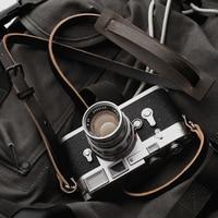 Mr.stone Handmade Genuine Leather Camera Strap Camera Shoulder Sling Belt (Vintage old)