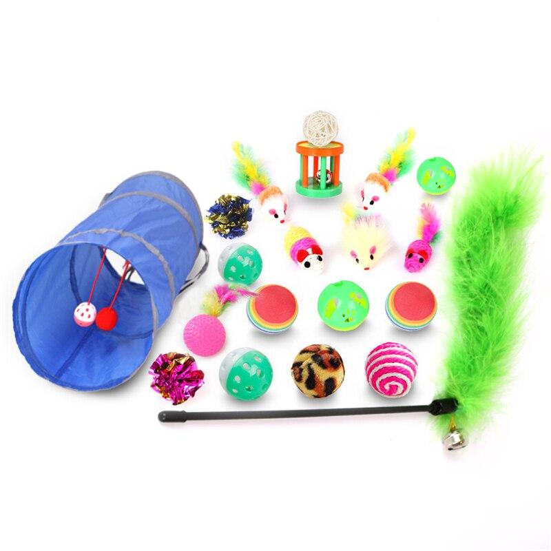 4 combinações engraçado gato brinquedo conjunto pena teaser varinha catnip sino bola de penas brinquedo criativo sortido gato interativo brinquedo do jogo