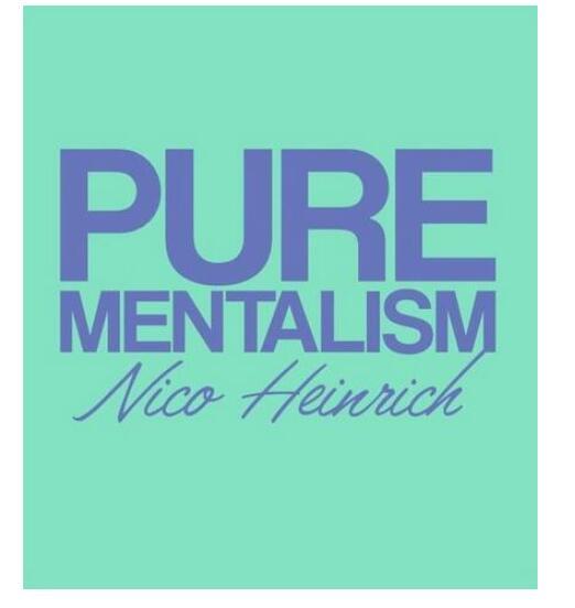Puro mentalismo por nico heinrich-magia