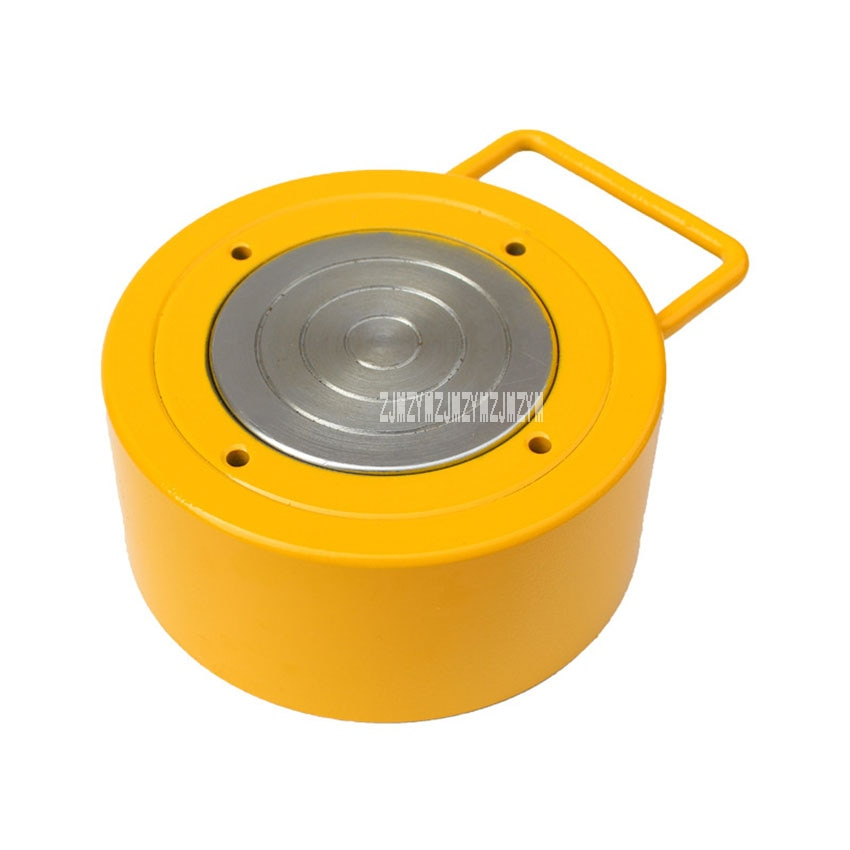 Cilindro de Levantamento Ultra-fino do Cilindro Hidráulico de Jack Trsm-50 com Tonelagem de 5t Curso do Trabalho de 6mm Multifuncional