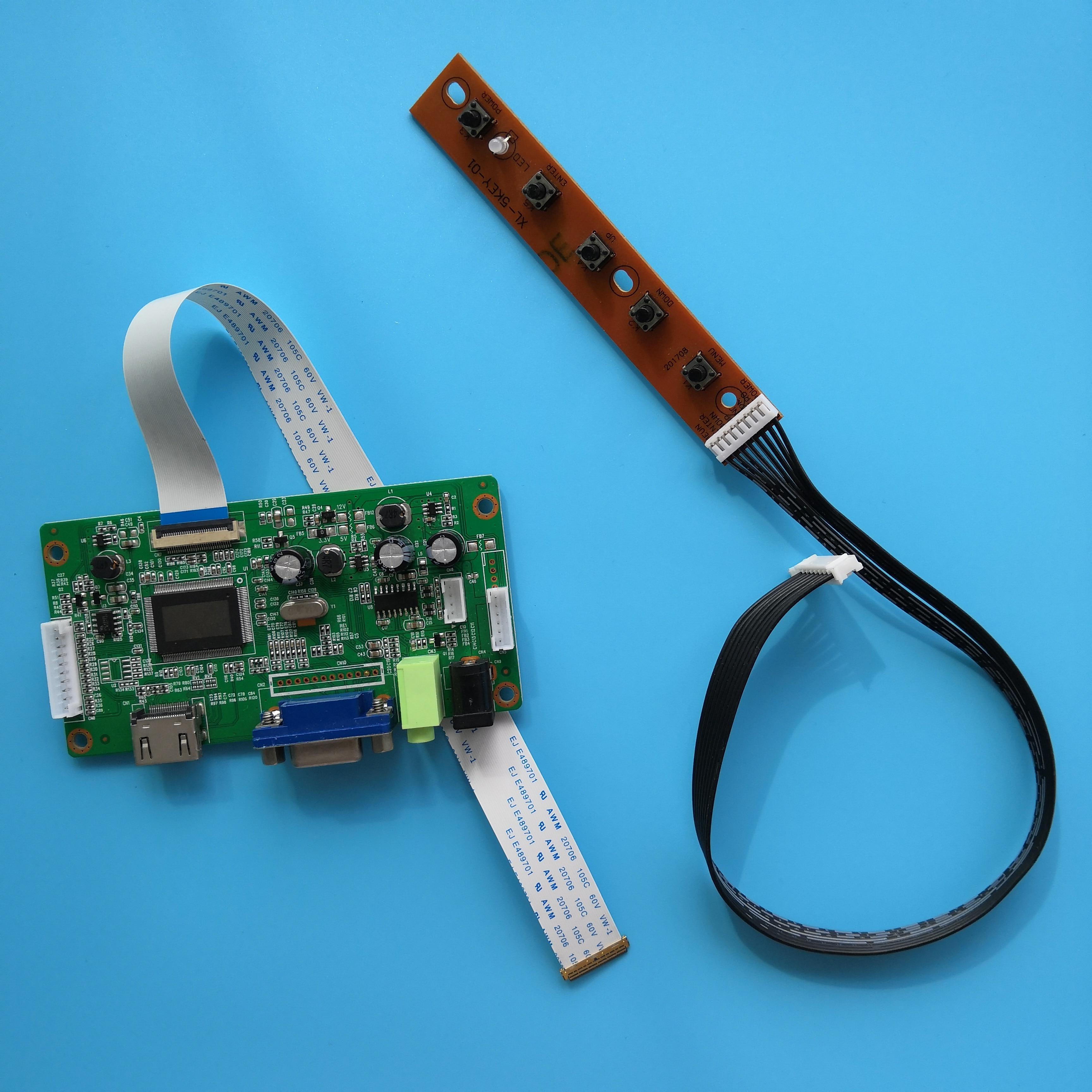 ل LP156WHU-TPH1 LCD سائق 15.6