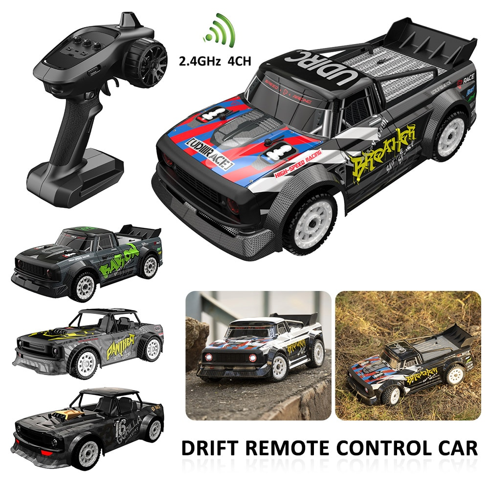 SG PRO 1/16 RTR Upgraded Brusheless 60km/h 2.4G 4WD RC Drift Car High Speed LED Light Proportional Control Vehicles Model Toys enlarge