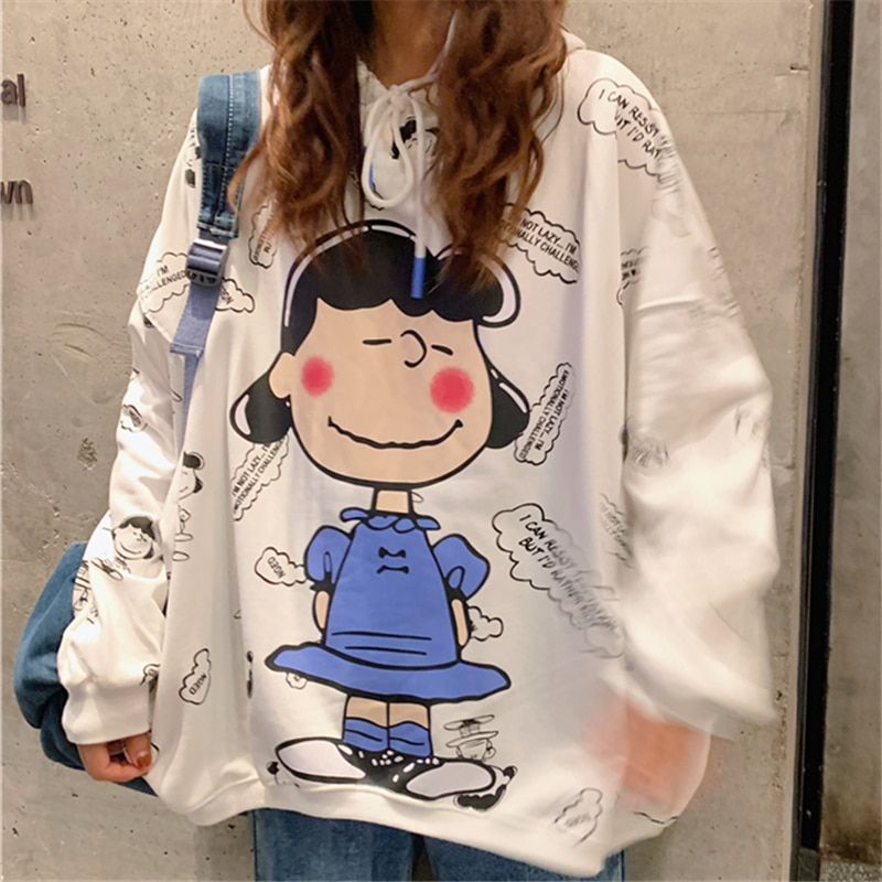 Japanese Oversize Sweater for Women 2021 Spring and Autumn Thin Loose Korean Style Fashionable Ins I
