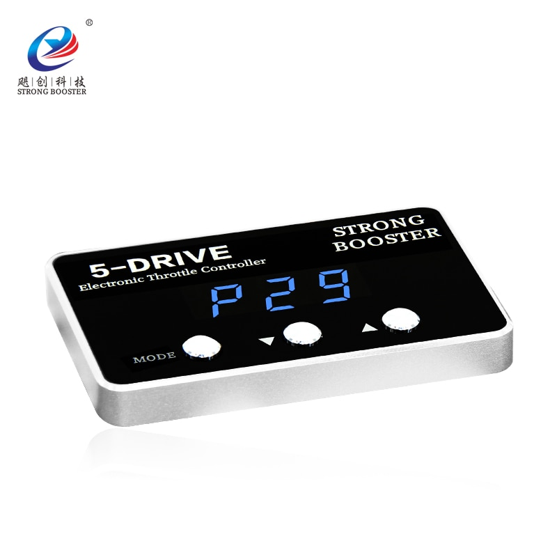 Chip melodía de refuerzo potente acelerador electrónico de coche para Nissan, Tiida, sylphy GENISS LIVINA DE MARZO DE Koleos motor acelerador