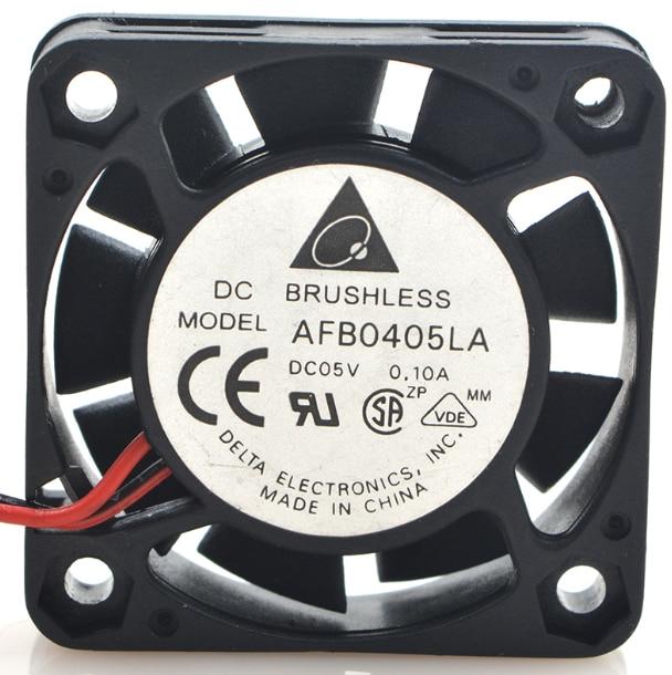 Códigos de refrigeração silencioso, bola dual usb, 5v, 0,1a, 4010, 4cm