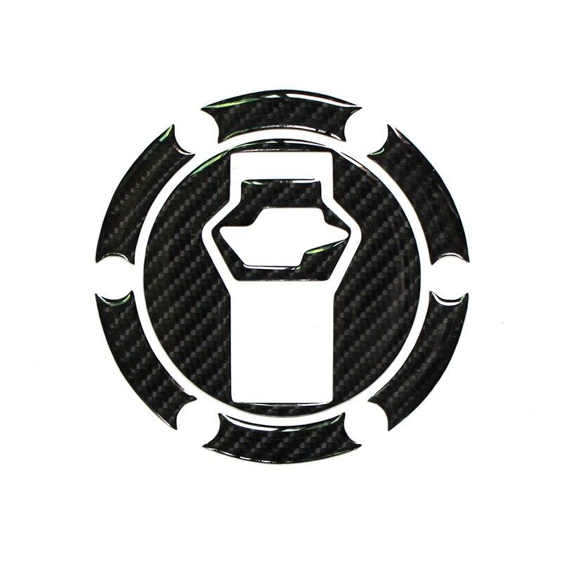 3D de fibra de carbono de la tapa del tanque de combustible de La etiqueta engomada para Augusta MV AGUSTA 12-14