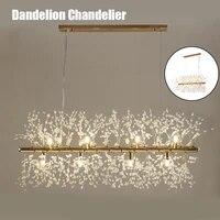 new dandelion firework shaped chandelier 9 light sputnik decorative ceil light adjustable height lighting ornament