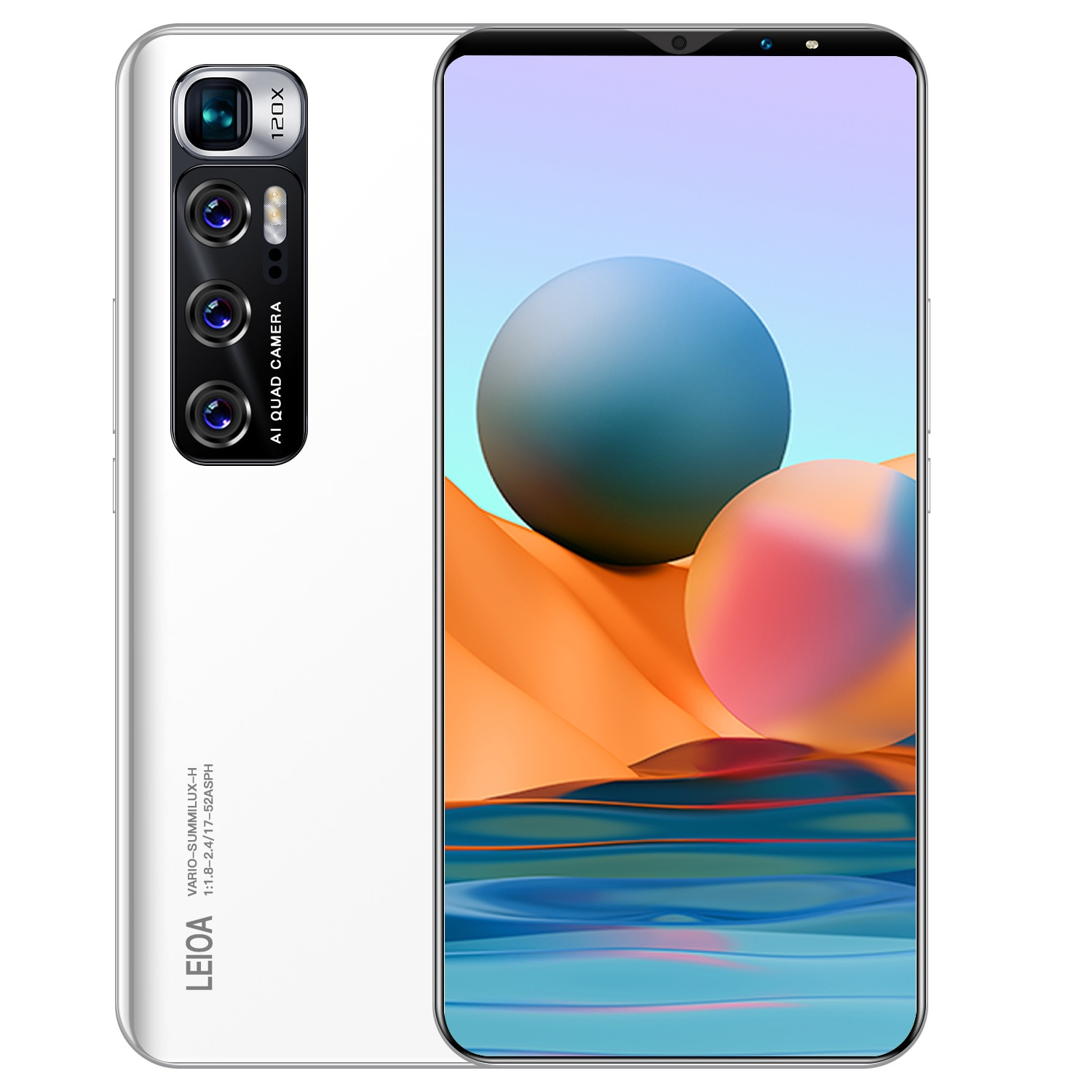 Note10 Pro Smartphone 6.1 inch 5G 6GB+128GB 4800mAh Unlocked Mobile Phones Android Telefones Celulares Global Version Cell Phone enlarge