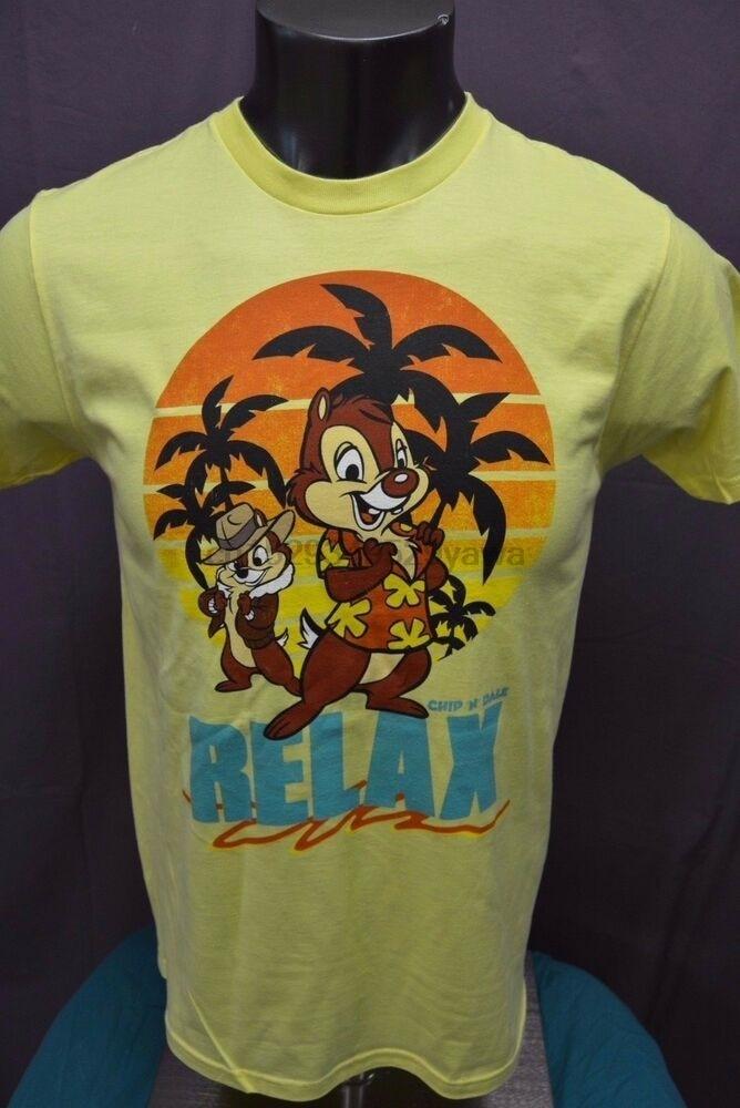 Chip para hombres, Dale, camisa de relajación de la Oficina de los Estados Unidos, nueva S, M, L y XL