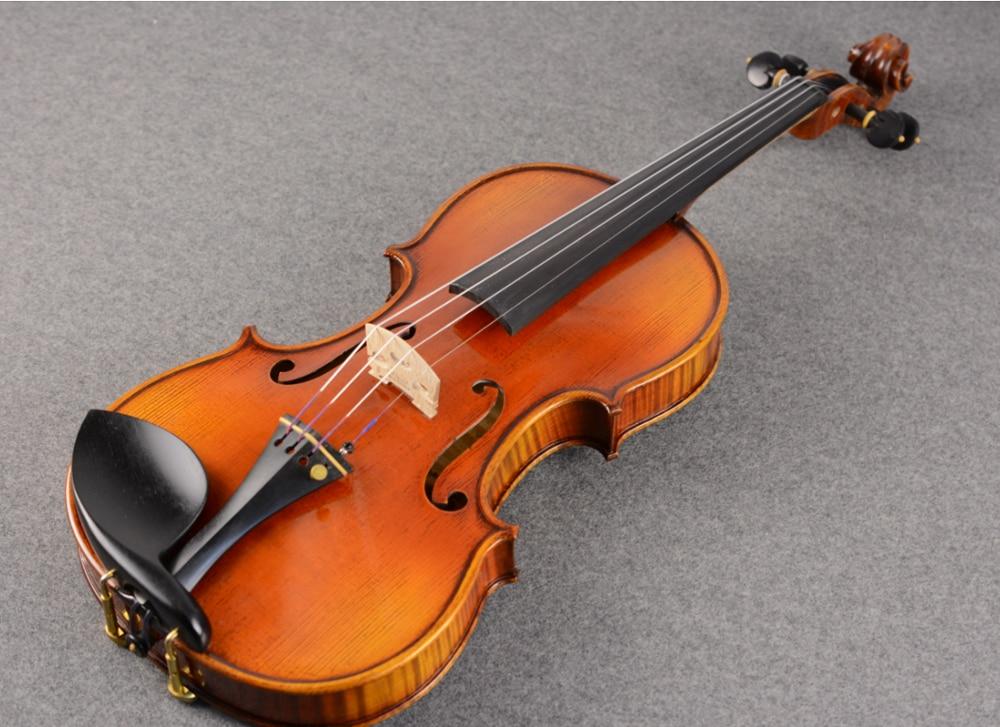 Frete grátis cópia guiseppe guarneri del gesu ii 1743 violino 100% artesanal e validado especialmente para jogadores avançados
