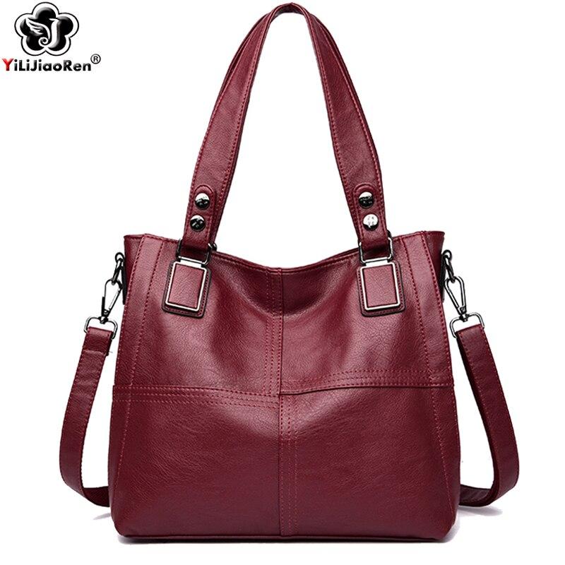 Fashion Ladies Handbags Female Quality Leather Messenger Bag Designer Crossbody Bags for Women Tote Shoulder Girls Bolsa