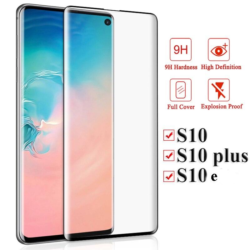 Защитное стекло для Samsung Galaxy S10 Plus S10E Note 10, защитная пленка для экрана Note 10plus 10 Lite S10 E