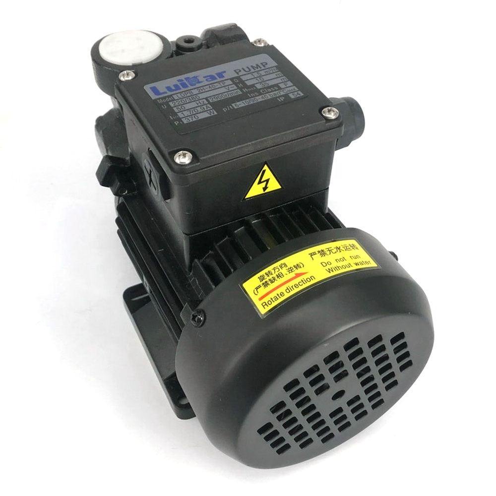 WEDM High Pressure Water Pump with Motor LDPB2H-40 380V 3Phase For CNC Medium Speed Machine enlarge