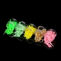 ardea worm soft lure 60pcs 43mm 0 4g rubber swimbait silicone fishing bait flexible jig trout earthworm pike root fishing