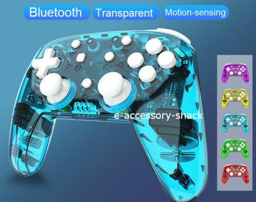 Controlador inalámbrico Bluetooth para Nintendo Switch Pro Gamepad para Nintendo interruptor/WINDOWS PC mando para juegos de consola Dropshipping. Exclusivo.