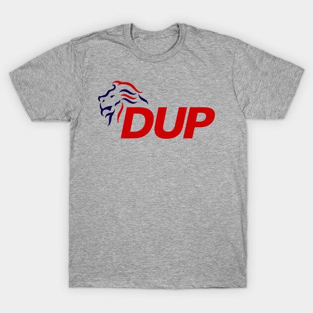 Camiseta masculina dup logo camiseta feminina