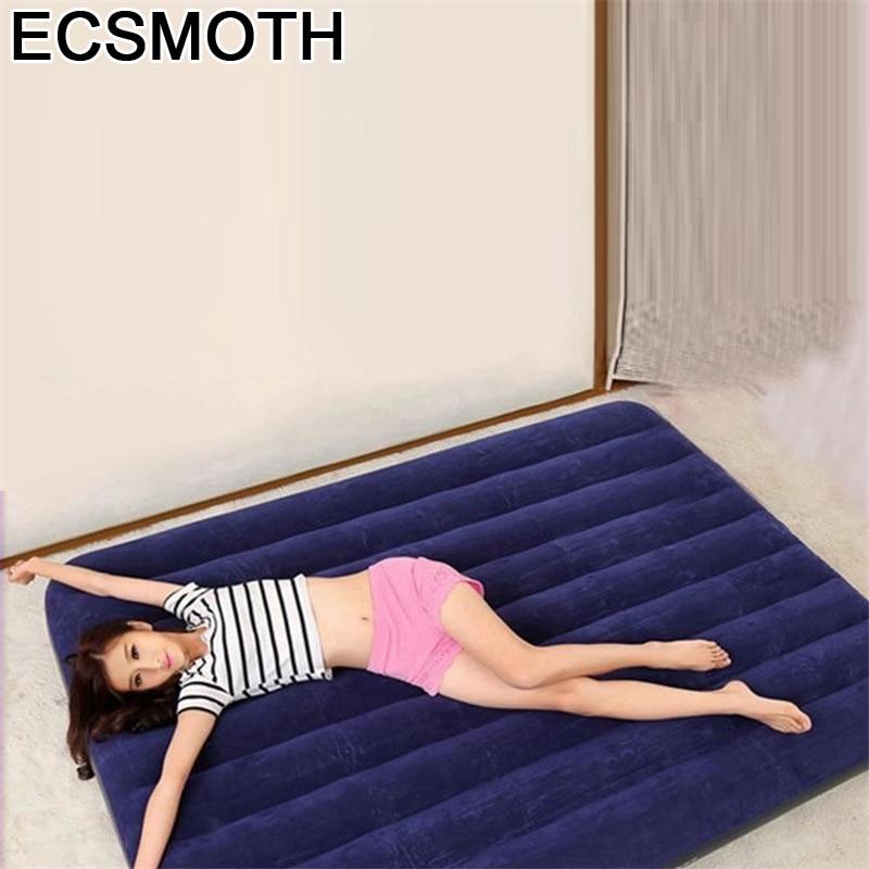 Moderna Cama hinchable para exteriores, Mueble De Dormitorio con Cama inflable para...