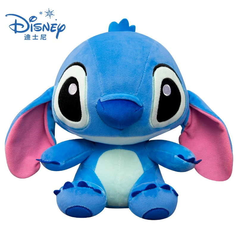 20cm Disney Stitch Plush Dolls Toy Cartoon Stuffed Dolls Anime Plush Baby Toys Pendant Toys Best Selling Girl Kids Birthday Gift