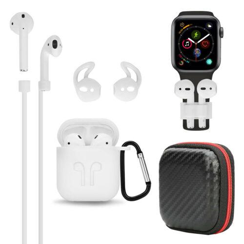 Für Apple AirPods Zubehör Fall Kits AirPod Kopfhörer Lade Protector Abdeckung
