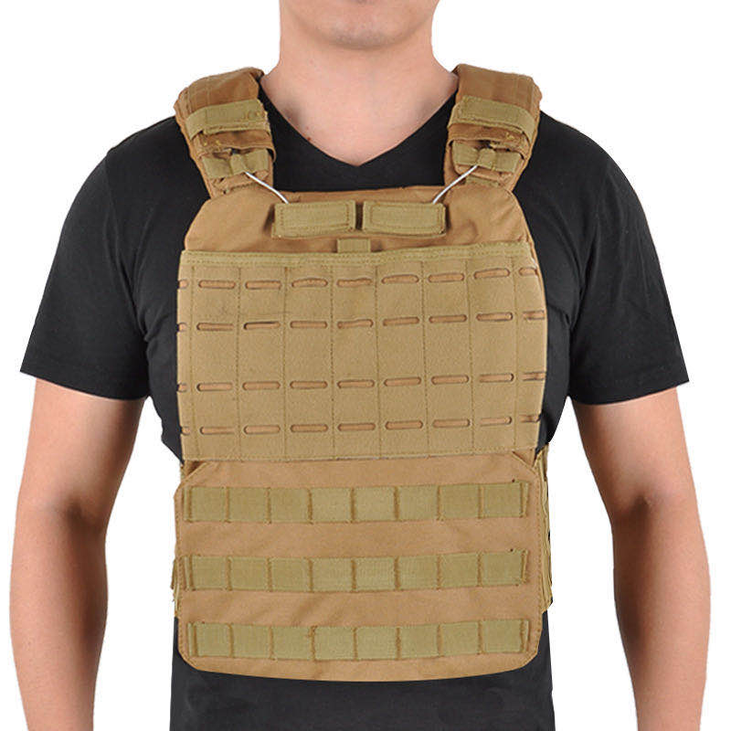 Tactical Vest Airsoft Ammo MOLLE Vest Combat Military Outdoor Paintball Hunting Vest Military Army Armor Quick Release Armor