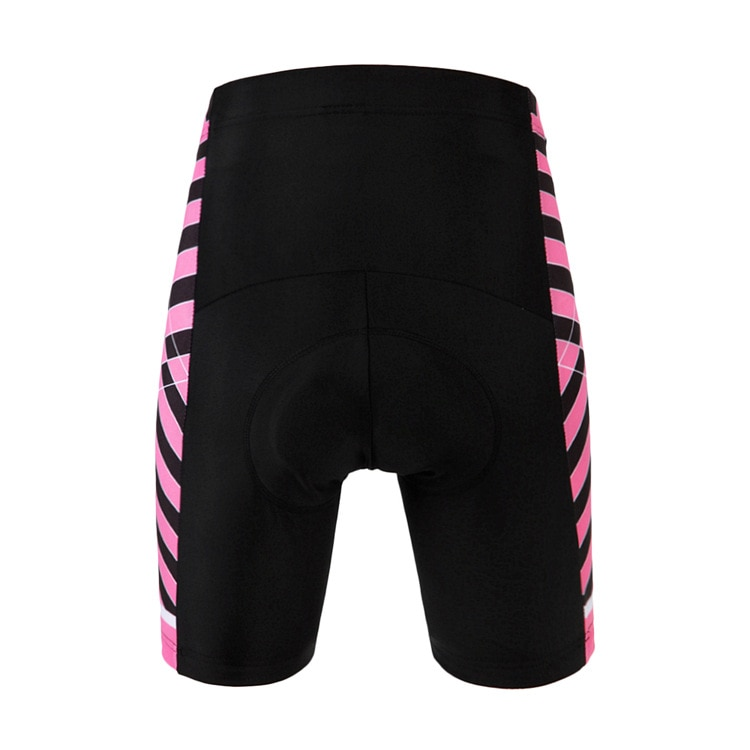 Summer cycling women's Motorcycle shorts bike bicycle shockproof comfortable thickening mountain bike road bike riding shorts enlarge