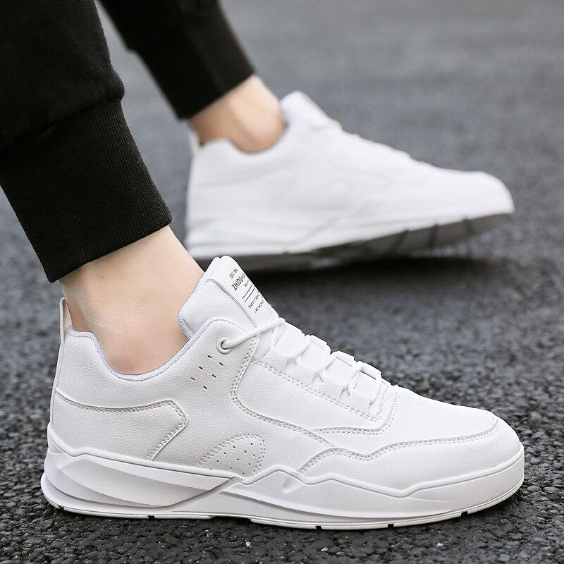 Фирменные мужские кроссовки большого Размеры 48 мужская спортивная обувь, дышащая обувь на шнуровке; Повседневные модные детские кроссовки ...