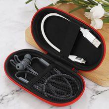 Étui de protection portatif dorganisateur de sac de stockage deva pour le casque de beatsX