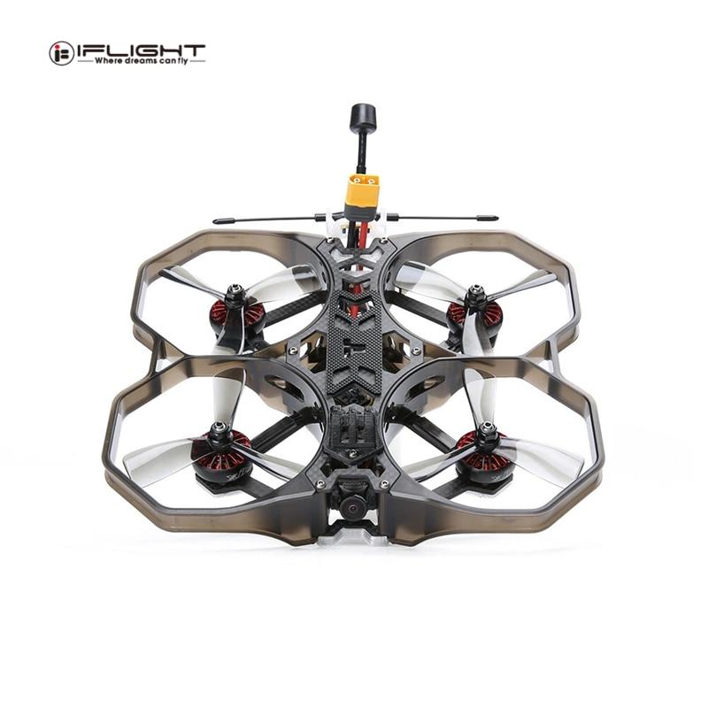 iFlight Protek35 Analog 3.5 Inch 4S Cinewhoop FPV Racing Drone PNP/BNF w/ Caddx Turbo Eos V2 Cam Succex Micro 5.8G 300mW VTX