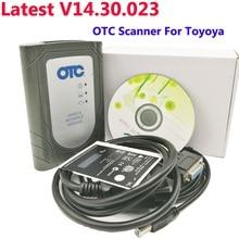 أفضل GTS TIS3 OTC الماسح الضوئي ل Toyoya IT3 أحدث V14.30.023 العالمية Techstream GTS لتويوتا OTC تحديث أحدث إصدار