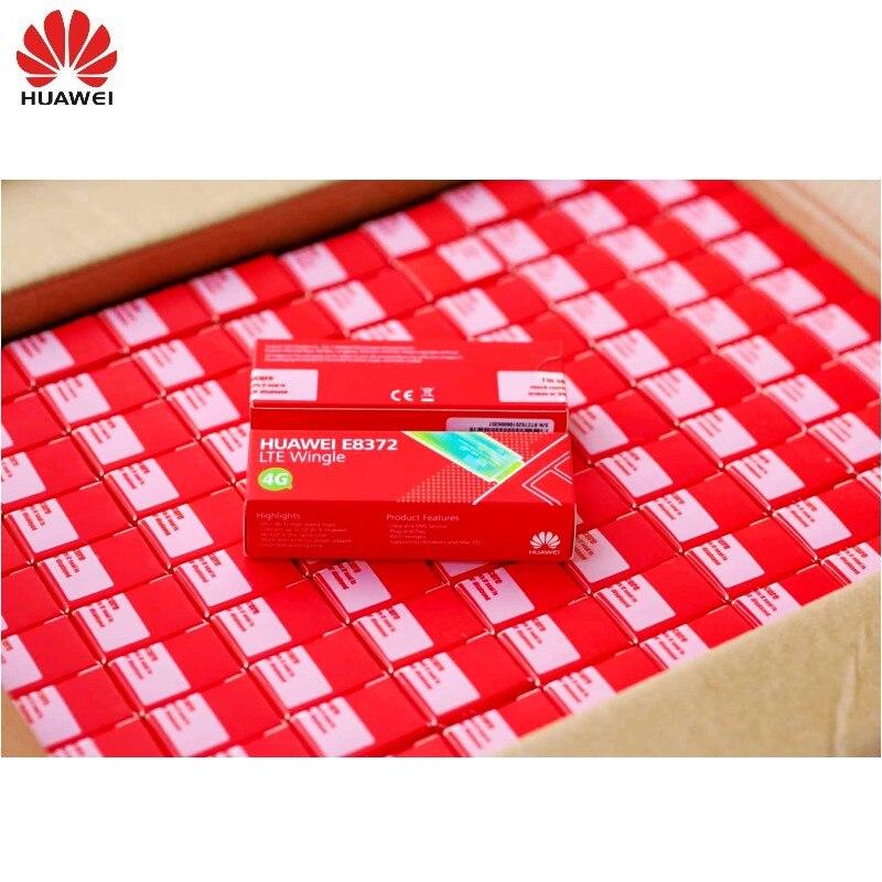 HUAWEI E8372 4G USB WIFI dongle 4G Car WIFI E8372 WIFI ROUTER enlarge