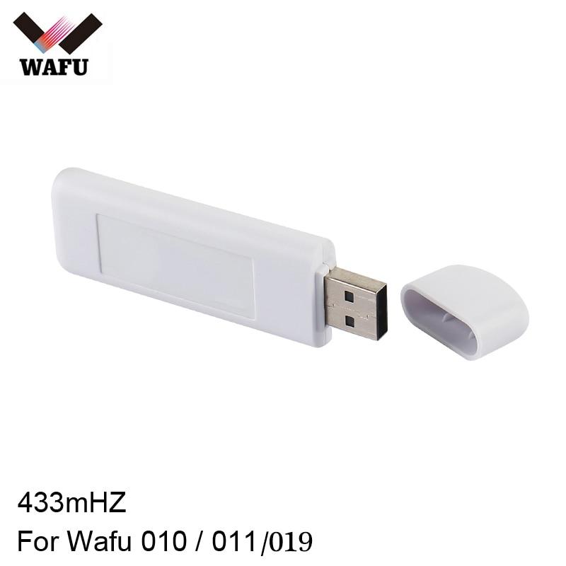 Wafu قفل ذكي واي فاي محول واي فاي تحكم شبكة لاسلكية 433mHZ التحكم عن بعد iOS أندرويد الهاتف لقفل wafu 010/011/019