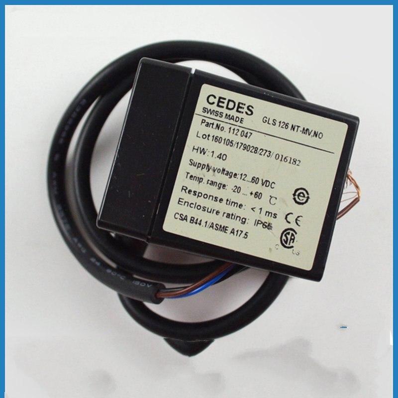 تتنازل الكهروضوئي التبديل الإستواء الاستشعار GLS 126 NT-MV لا الاكسسوارات المصاعد