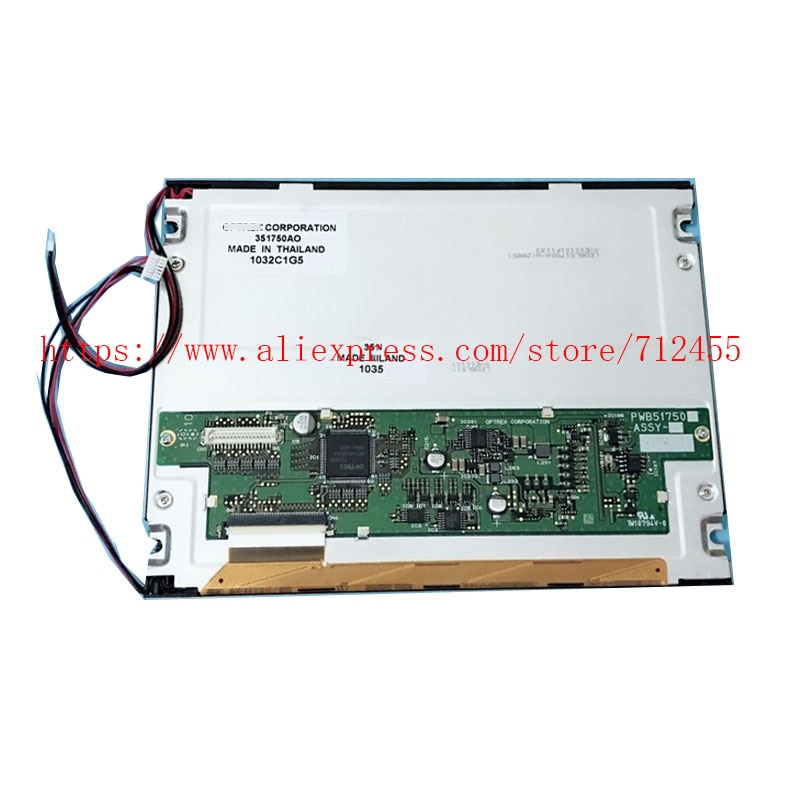 T-51750GD065J-LW-ANN 6.5 بوصة 640*480 wled شاشة عرض lcd