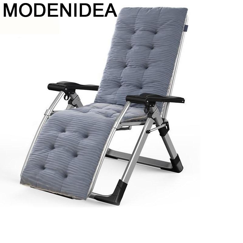 Longue Bain-silla reclinable para Patio, silla De Camping, Transat, salón De jardín,...