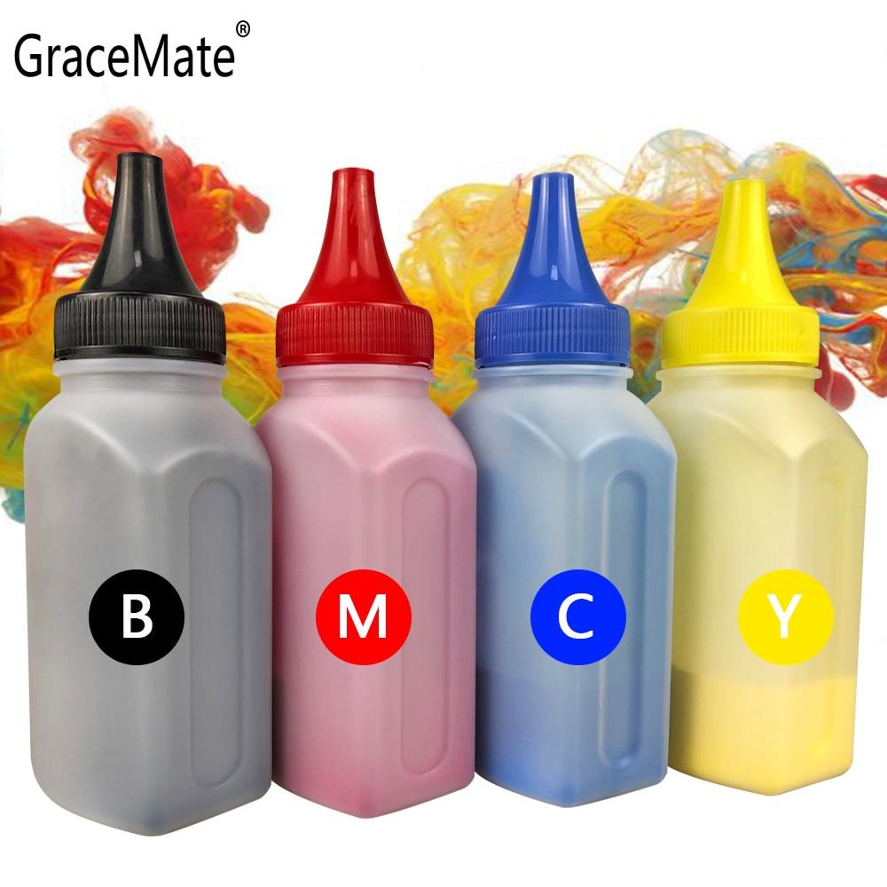 GraceMate polvo de Toner Compatible para Xerox 6110 6110MFP 6600, 6250 de 6125 6125N 6130 6130N 6140 botella de tóner de reinicio de recarga láser