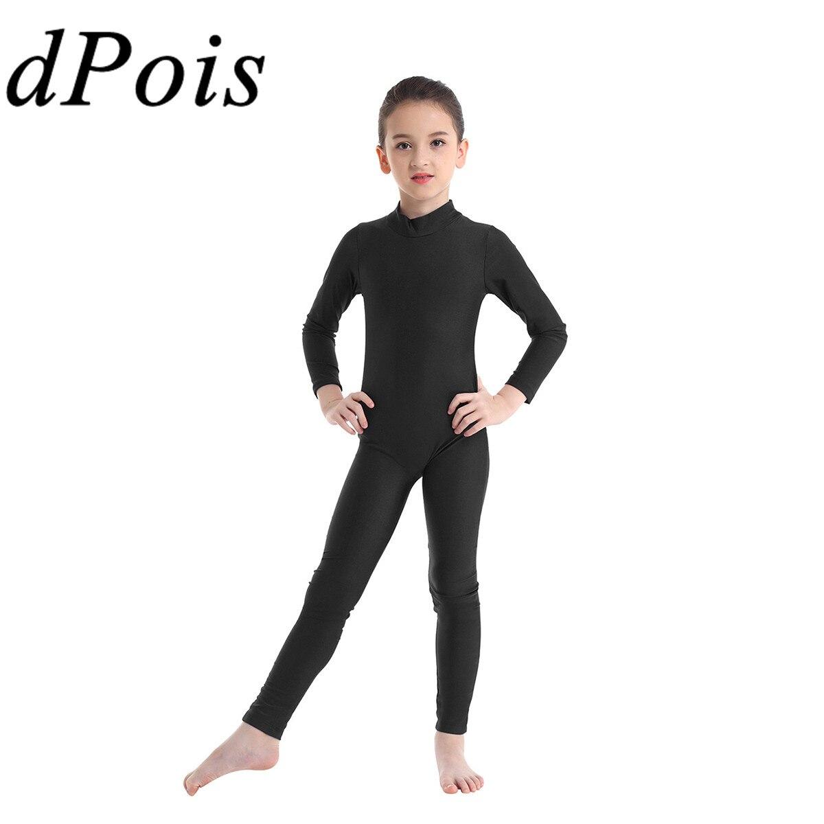 Crianças Meninas do Ballet Crianças Vestido De Dança Ginástica Leotard Bodysuit Swimwear Swimsuit Bailarina Contemporânea Dancing Stage Outfit