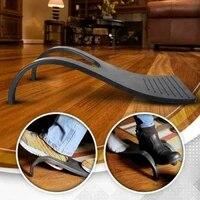 Commodite Chaussures Decapant sans Pliage Chaussure Decapants Enceinte Aider Anti-derapant Decapant Portatif Chaussures Decapants