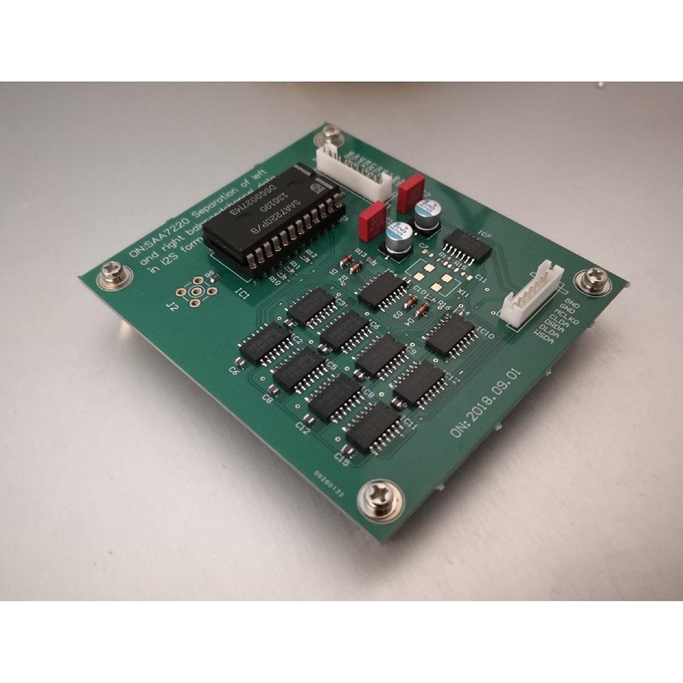 TDA1541 DAC Audio Decoder