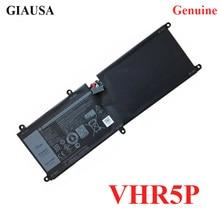 GIAUSA prawdziwej VHR5P bateria do Dell Latitude 11 5175 Tablet XRHWG 0XRHWG RHF3V Tablet 7.6V 35WH