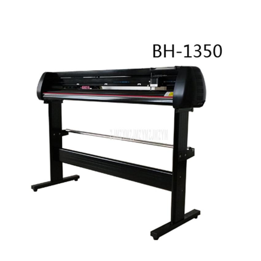 BH-1350 Garment Apparel Pattern Stencil Pen Drawing Plotter CAD Pattern Printing Plotter Max Width 125cm Manual Paper Feeding